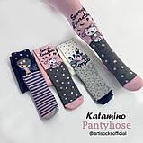 Нарядные колготки для девочек TM Katamino оптом, Турция р.3-4 (98-104 см), фото 3