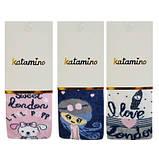 Нарядные колготки для девочек TM Katamino оптом, Турция р.7-8 (122-128 см) ост.2 шт, фото 4