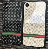 Зеркальный чехол Gucci для Apple iPhone XR