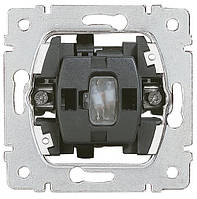 Механизм выключателя 1-го с подсветкой и индикацией Legrand PRO 21