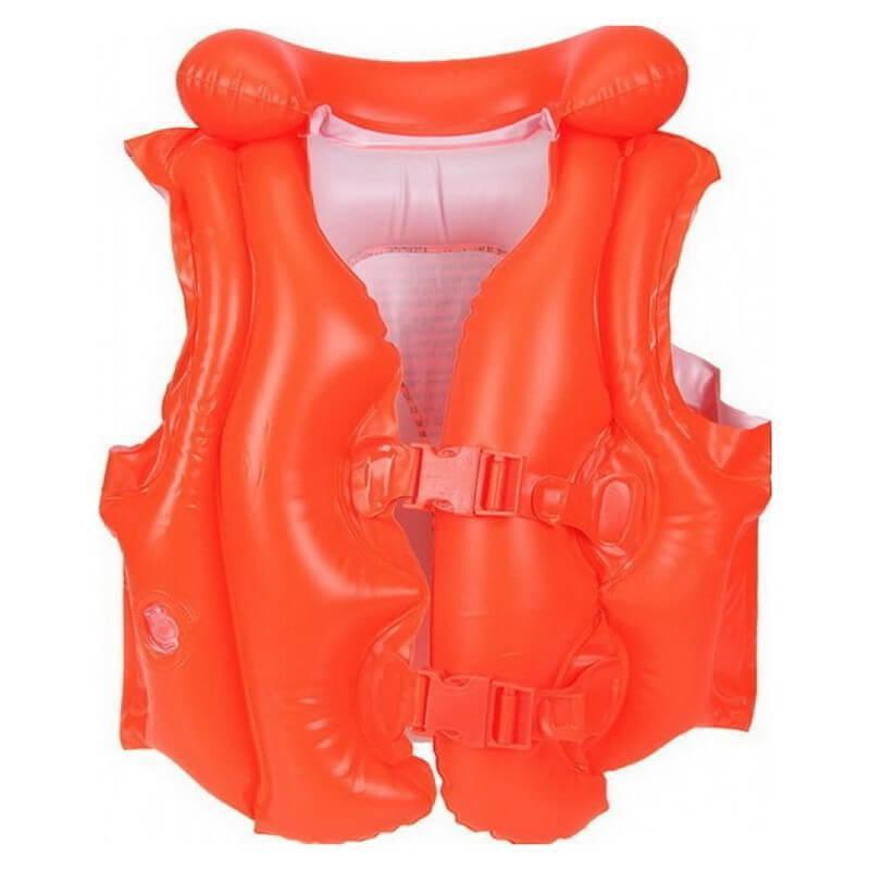 Надувной жилет детский, Intex, 49х46 см.