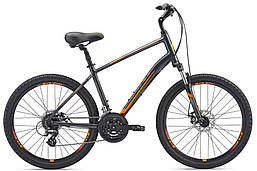 Велосипед Giant Sedona DX metal black Gun L (GT)