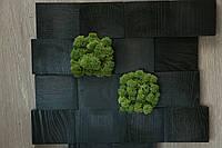 СТЕНОВЫЕ ПАНЕЛИ 3D В СТИЛЕ LOFT - BLACK