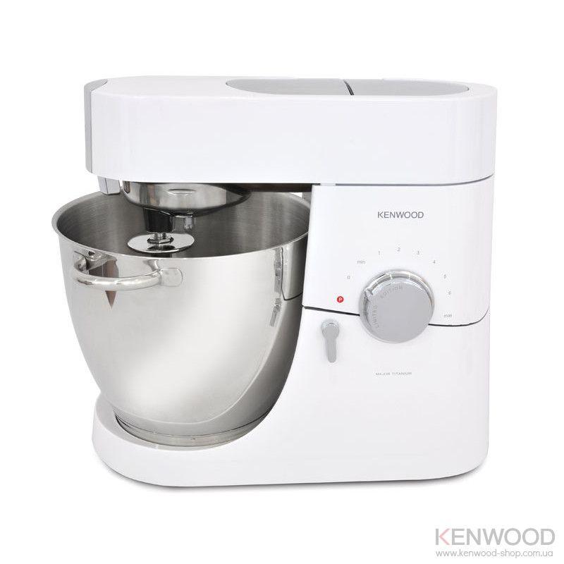 Кухонна машина Kenwood KMM025 Major Titanium