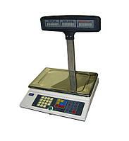 Весы электронные торговые ВТА-60/15-5D-Т