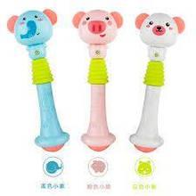 Игрушка погремушка для малышей bibi stick