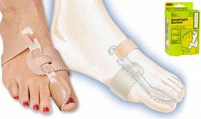 Ночной вальгус, бандаж для большого пальца ноги - Goodnight Bunion, фото 2