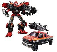 """Робот - трансформер Айронхайд """"Мощная Пушка"""" - Ironhide Cannon Force, TF3, Voyager, MechTech, Hasbro"""
