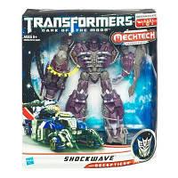 Трансформер Шоквейв (Взрывала) - Shockwave, TF3, Voyager, MechTech, Hasbro