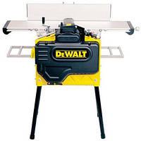 Станок рейсмусно-фуговальный DeWALT, комбинированный, 2100Вт, 0-4 мм, 6200 об/мин, вес 53 кг., шт