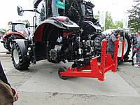 Домкрат трактора. Тракторный универсальный бортировщик колес