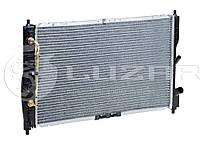 Радиатор охлаждения  для Daewoo Lanos 1.4 автомат Лузар LRc 04164b