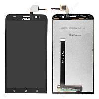Asus Zenfone 2 LCD, модуль, дисплей с сенсорным экраном