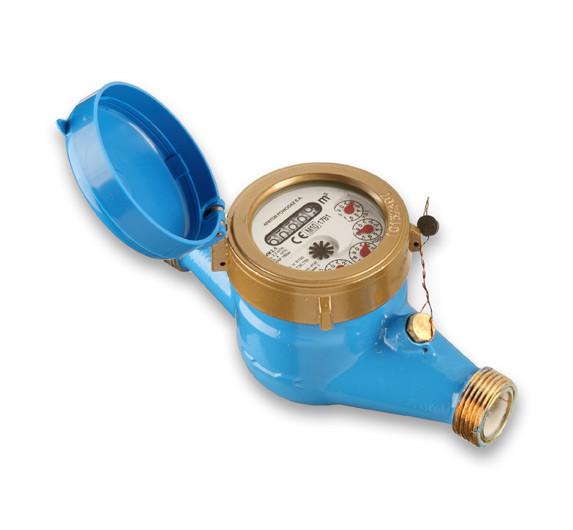 Счетчик воды многоструйный мокроход 20 WM-4.0  (ХВ)