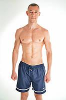 Мужские шорты для купания David Man W 3951 B 56(3XL) Синий David Man W 3951 B