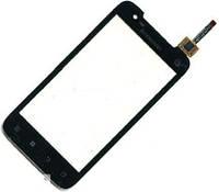 Lenovo A698T black тачскрин оригинальное cтекло сенсорного экрана, сенсорная панель,