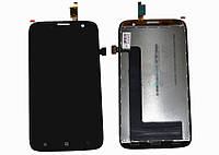 Lenovo A859 black LCD, модуль, дисплей с сенсором(копия)
