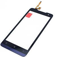 Lenovo Р770 blue тачскрин оригинальное cтекло сенсорного экрана, сенсорная панель (копия)