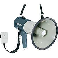 Мегафон ручной ER-66S. Уличный рупор Work