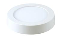 Светильник LED DownLight 12Вт круглый 4000K  ¢180xH35 Накладной, 220В, фото 1