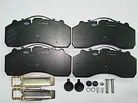 Тормозные колодки WVA 29061