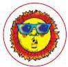 Солнце картинка Leone (Леоне) № 20
