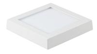 Светильник LED DownLight квадратный накладной 12Вт 4000K 180x180xH35 220В, фото 1