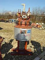 Б/у Эмалированный реактор DEDIETRICH модель AE100 100 объем 131лтр