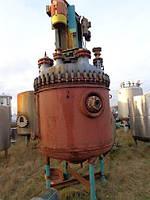 Б/у Эмалированный реактор PFAUDLER модель AE2500 объем 2500лтр
