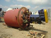Б/у Эмалированный реактор DEDIETRICH модель CE6300 объем 6300лтр