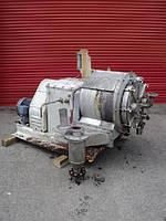 Б/у Горизонтальная барабанная центрифуга KRAUSS MAFFEI модель SZ50-1-B-L