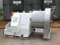 Б/у горизонтальная барабанная центрифуга KRAUSS MAFFEI модель SZ51-8 максимальная загрузка 33 кг