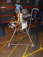 Б/у Реактор из нержавеющей стали объемом 60 лтр