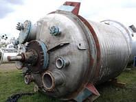 Б/у Реактор DEDIETRICH из нержавеющей стали объем 12000 лтр