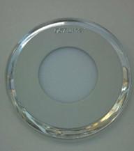 Светильник LED DownLight круглый 6000К 12W +3000k 4w