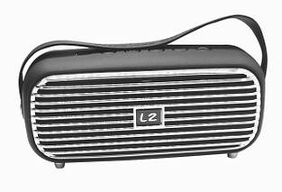 Портативная Bluetooth колонка SPS charge E25, черная