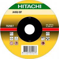 Диск отрезной для нержавеющей стали 180мм Hitachi 752507