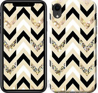 "Чехол на iPhone XR Шеврон 10 ""3355c-1560-328"""