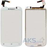 Сенсор (тачскрин) для Lenovo A520 Original White