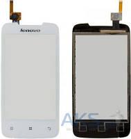 Сенсор (тачскрин) для Lenovo A390 White