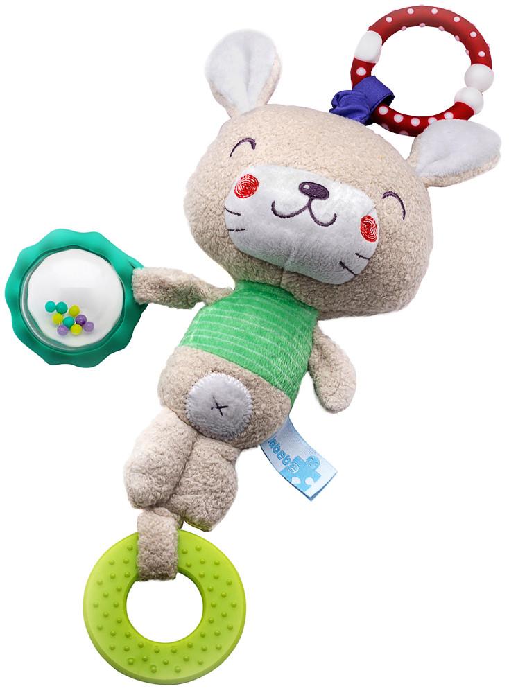 Іграшка Labebe Bunny Rattle Toy 0m+ HY041271B