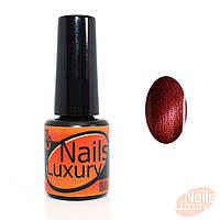 """Гель-лак """"Кошачий глаз"""" Nails Luxury USA №44"""