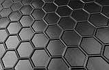 Резиновый коврик багажника Geely GC5 2014- (седан) Avto-Gumm, фото 7