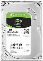 HDD накопитель  SEAGATE BarraCuda 1TB
