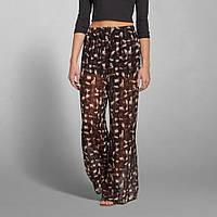 Полупрозрачные штаны Abercrombie&Fitch