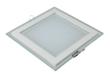Светильник LED DownLight 12Вт (Aluminium+PC)