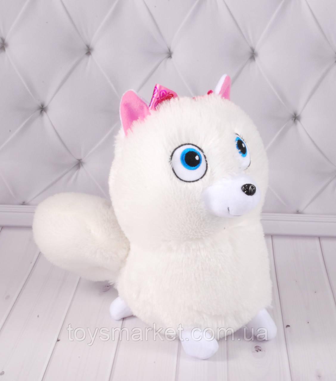 Мягкая игрушка шпиц Гиджет, Тайная жизнь домашних животных