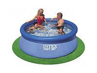 Бассейн надувной INTEX 28120 (54900)Comfort-Rest,технология Super-Touch,серии EASY SET POOL,наливной,305*76 см