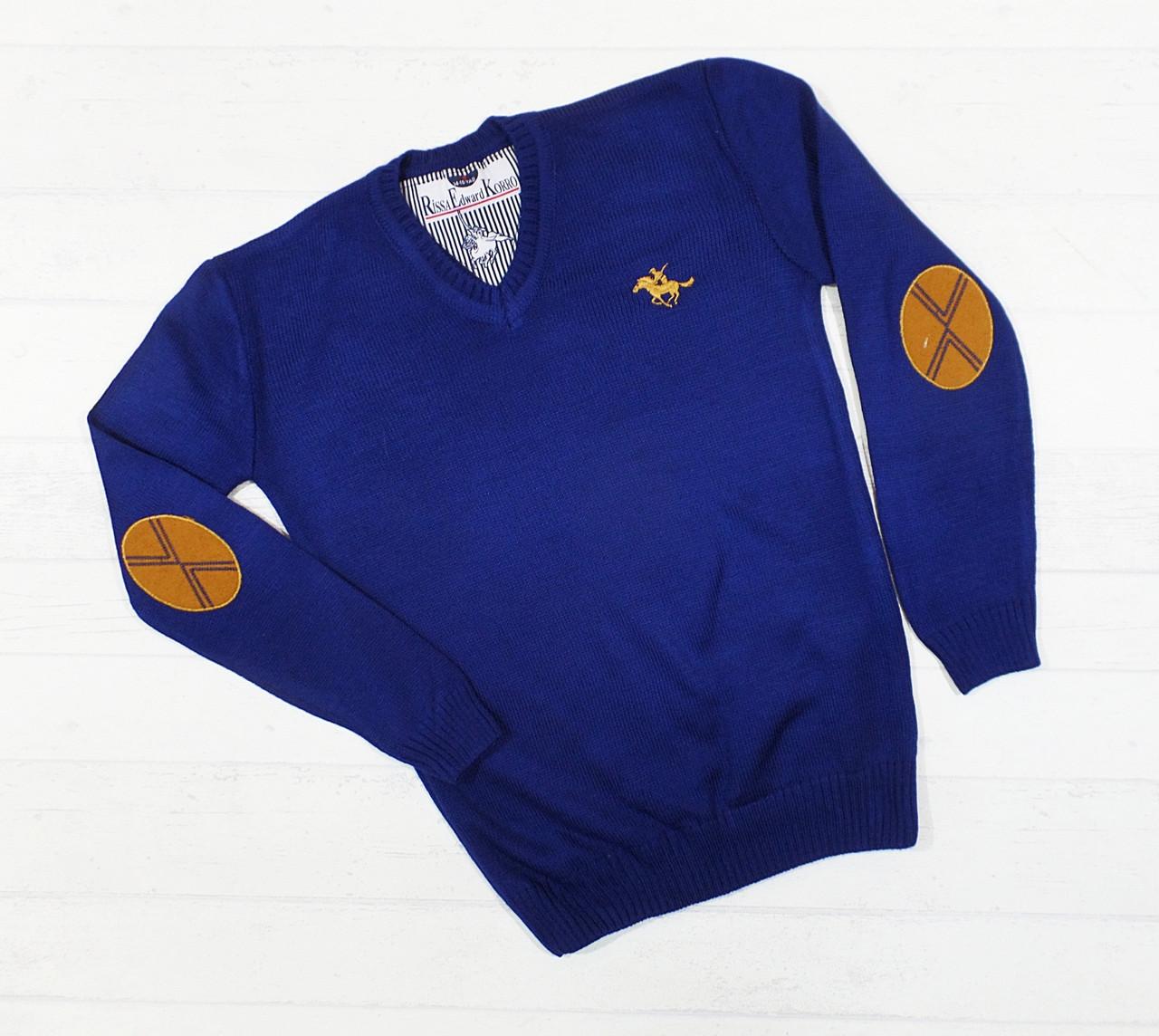 Детский свитер для мальчика 10-11,12-13,14-15 лет