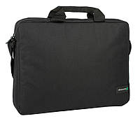 Сумка для ноутбука 15.6' Grand-X SB-115, Black, нейлон, 35,8 х 26 х 5,5 см